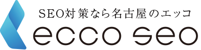 SEO対策なら名古屋のエッコヘッダーロゴ